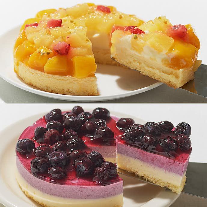 女性へのお菓子のプレゼントにルタオの季節限定ケーキ