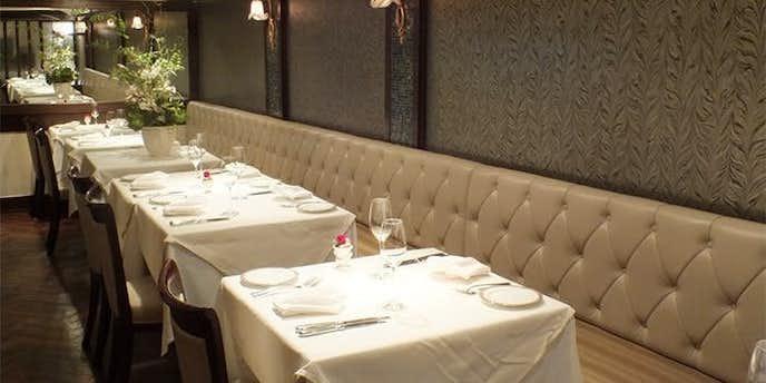 銀座でおすすめのデートディナーはフレンチ 銀座美しょう