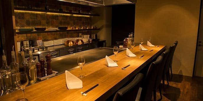 品川でおすすめのデートディナーは鉄板焼 円居 -MADOy- 品川