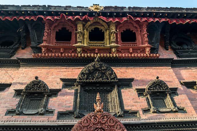 ネパールでおすすめの観光地はクマリの館