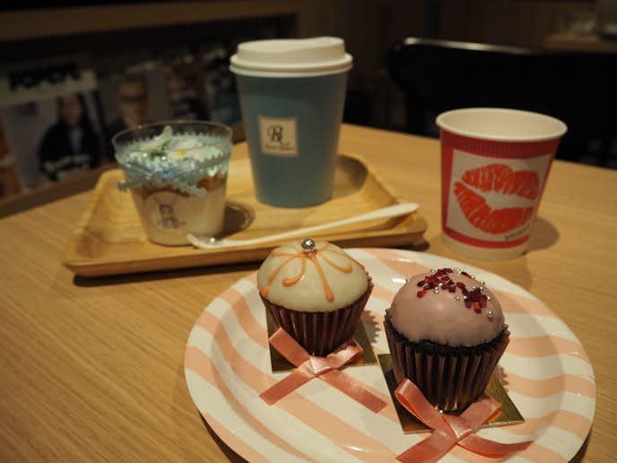 CAFE-INSQUARE(カフェ・インスクエア)の人気カフェメニュー