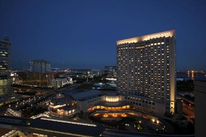 クリスマスのおすすめホテルはグランドニッコー東京お台場