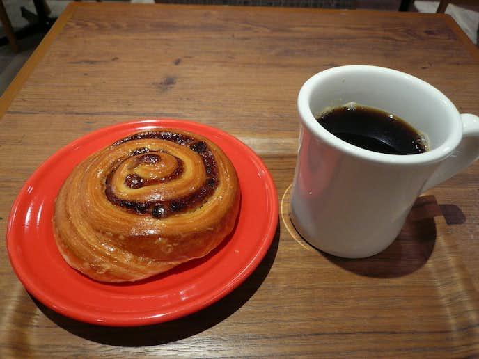 ドロップコーヒーのおすすめメニューはモーニングセット