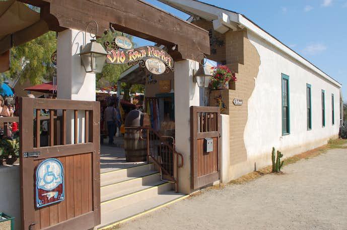サンディエゴでおすすめの観光地はオールドタウン州立歴史公園