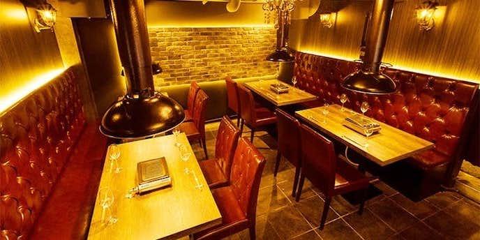 上野でおすすめのデートディナーは焼肉DINING GROW 上野店