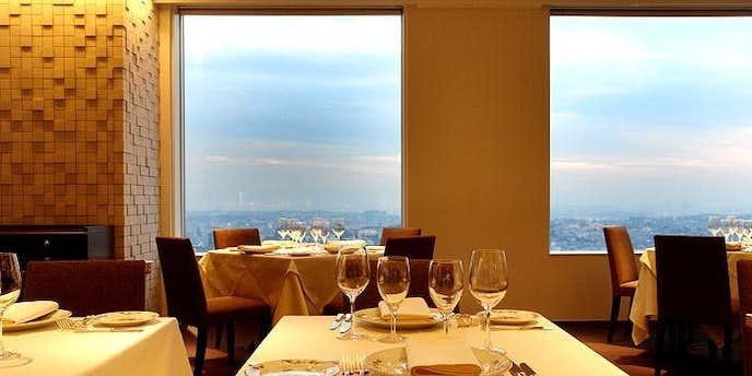 横浜でおすすめのデートディナーはミクニ ヨコハマ 【横浜スカイビル】