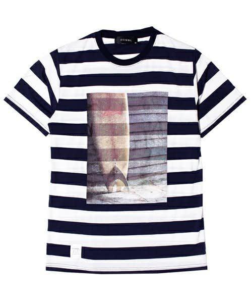 ペアルックTシャツおすすめブランドはDOWBL (ダブル)