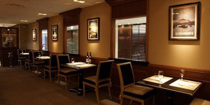 横浜でおすすめのデートディナーはル グラン 【高島屋横浜】