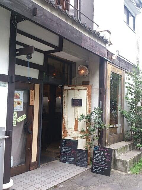三軒茶屋のカフェ「かみむら食堂」