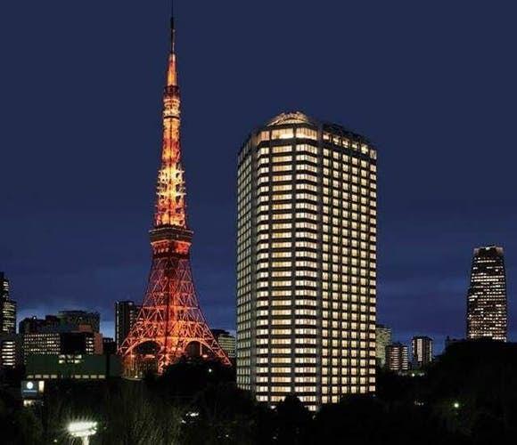 クリスマスにおすすめのホテルはザ・プリンス パークタワー東京