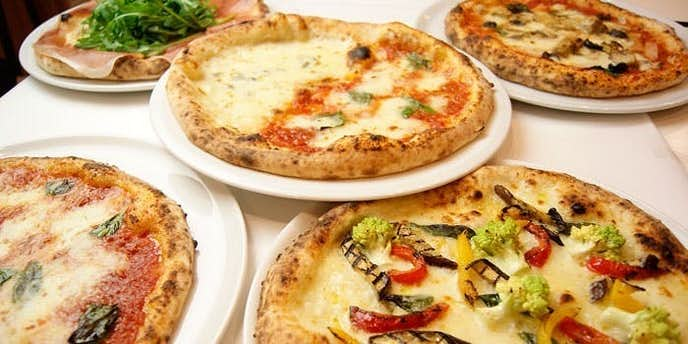 Trattoria e Pizzeria PAPPARE NAPOLIのメニュー