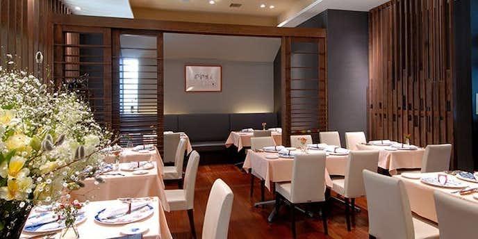 横浜でおすすめのデートディナーはシェ・フルール横濱