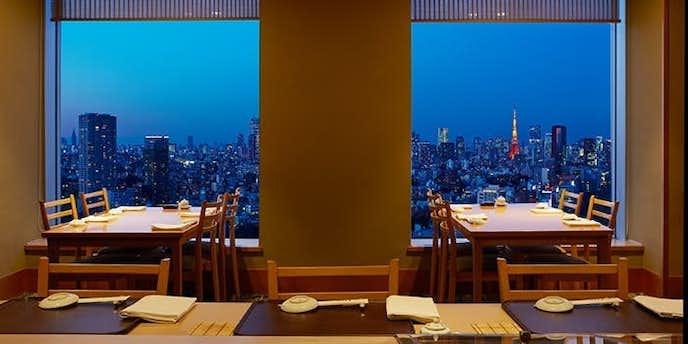 品川でおすすめのデートディナーは味街道 五十三次【品川プリンスホテル】