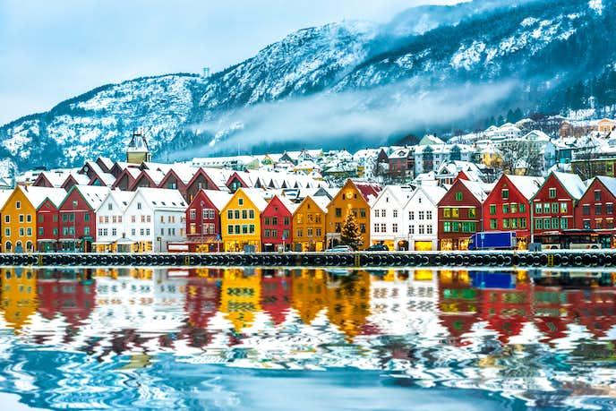 ノルウェーでおすすめの観光スポット