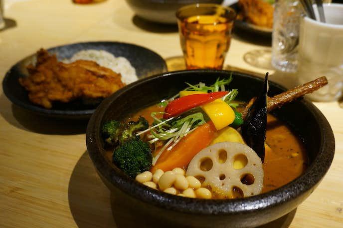下北沢のおすすめデートスポットはRojiura curry