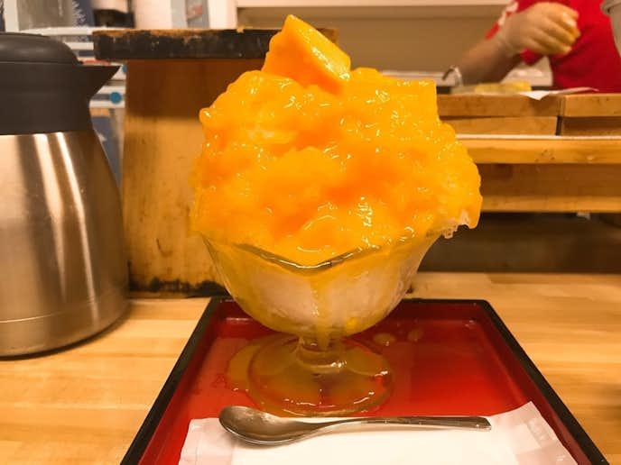 東京都内のおすすめかき氷屋さん