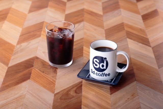 北千住のエスディコーヒー