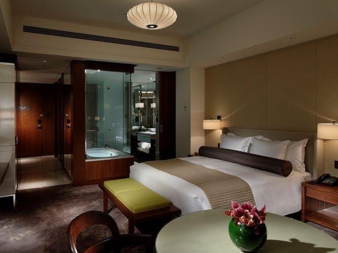 クリスマスのおすすめホテルはパレスホテル東京