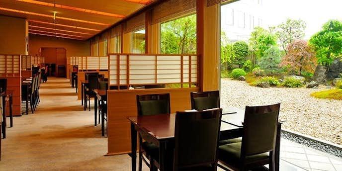 横浜でおすすめのデートディナーは日本料理 木の花 【横浜ベイシェラトンホテル&タワーズ】