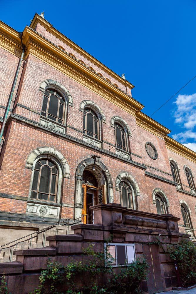 ノルウェーでおすすめの観光地は国立美術館