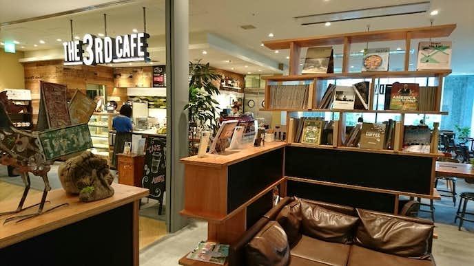 品川でおすすめのモーニングはザ サード カフェ 品川シーズンテラス店