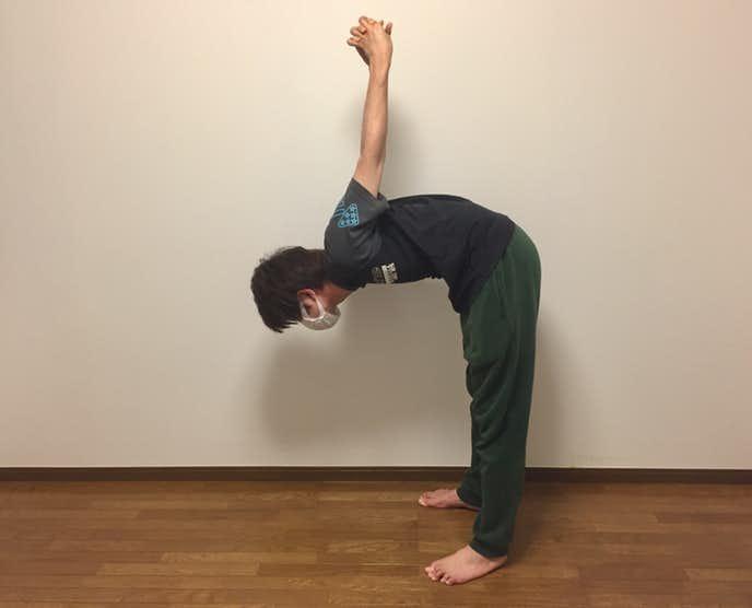 胸の筋肉を伸ばせる効果的なストレッチメニュー