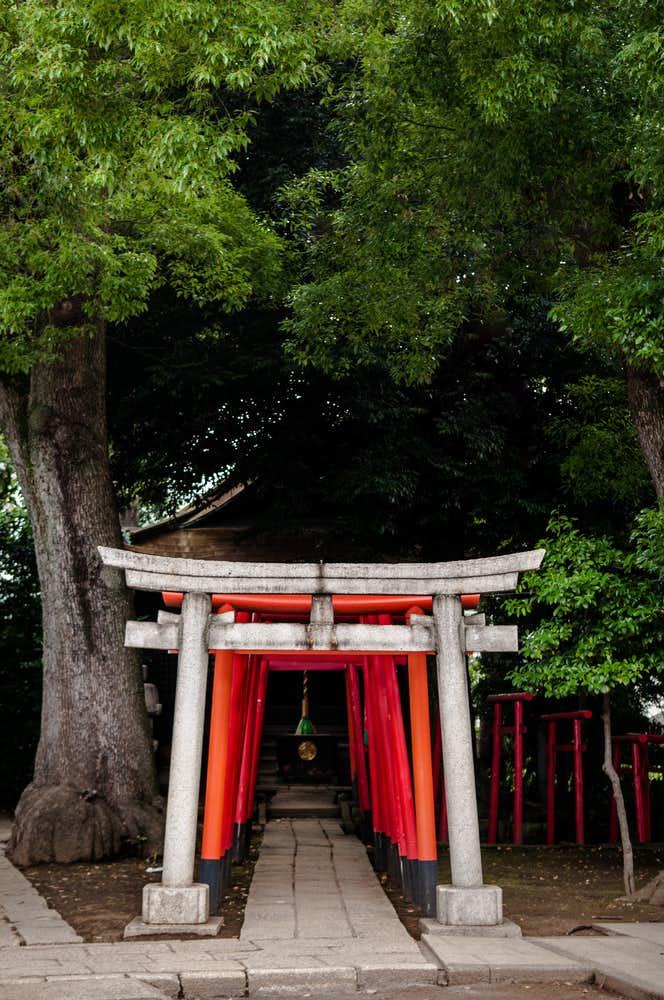 品川でおすすめの観光地は品川神社