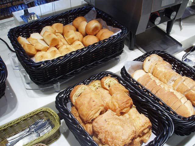ラ マレーア汐留の朝食ビュッフェ