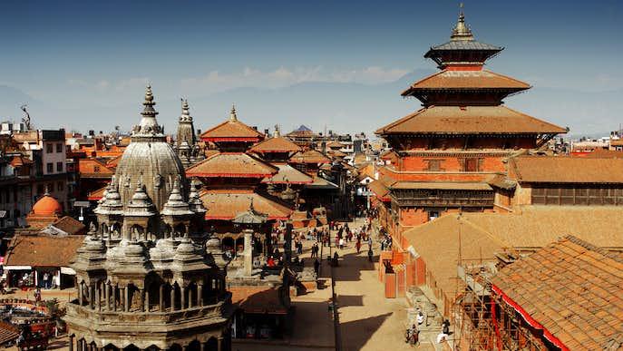 ネパールでおすすめの観光地はダルバール広場