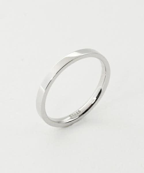 彼女へのクリスマスプレゼントにLAHヴァンドーム青山の指輪平打ちリング