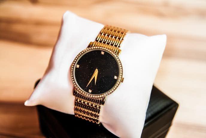 彼氏へのクリスマスプレゼントは腕時計
