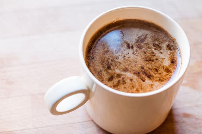 美味しい インスタント コーヒー の 入れ 方
