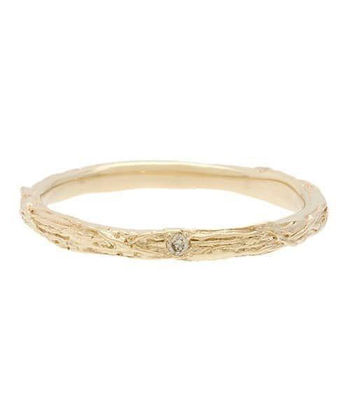 クリスマスプレゼントに贈るアガットファーストのダイヤモンドリング