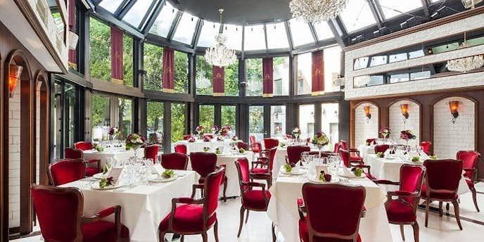 プロポーズのおすすめレストランは青山エリュシオンハウス