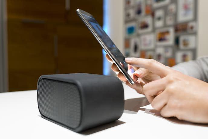 iPhoneにおすすめのスピーカーを大公開