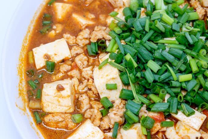 麻婆豆腐のカロリー
