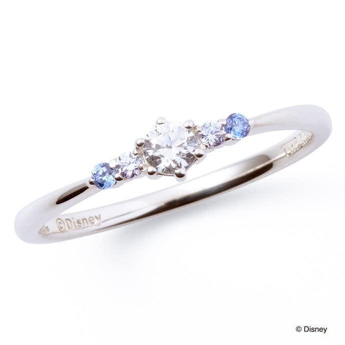 彼女へのクリスマスプレゼントにシンデレラの指輪