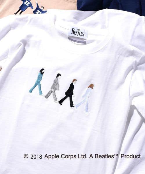 ビートルズ_Tシャツ