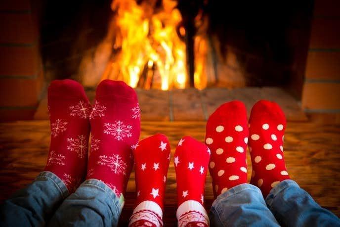 彼氏へのクリスマスプレゼントは靴下