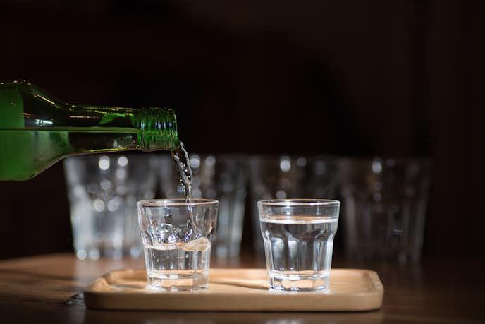 日本酒の選び方で産地によって違う