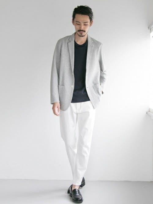 30代メンズの正解セミフォーマルファッション