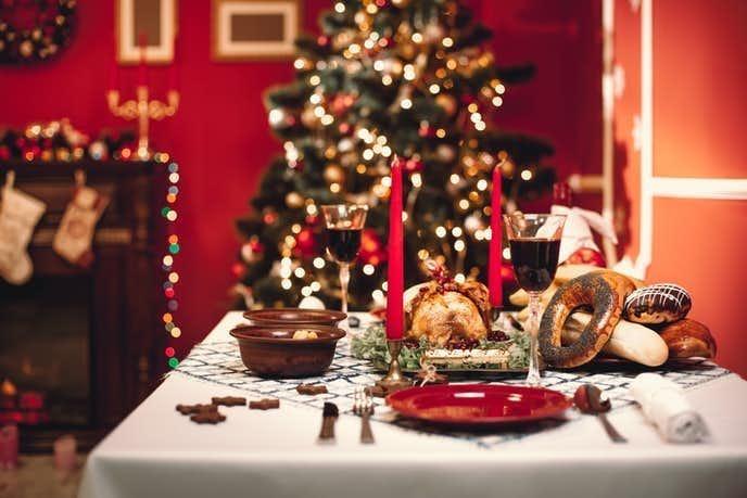 彼氏へのクリスマスプレゼントは手料理