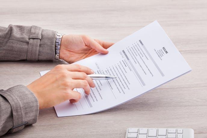 履歴書で所存を使う場合の例文