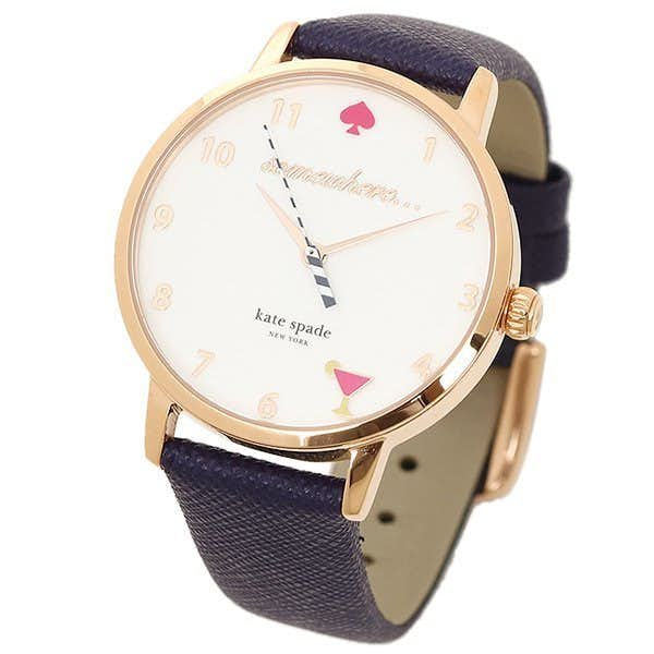 彼女への誕生日プレゼントはケイトスペードの腕時計