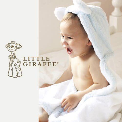 男の子の出産祝いにおすすめのおくるみはリトルジラフ
