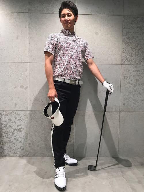 30代男性のゴルフファッション