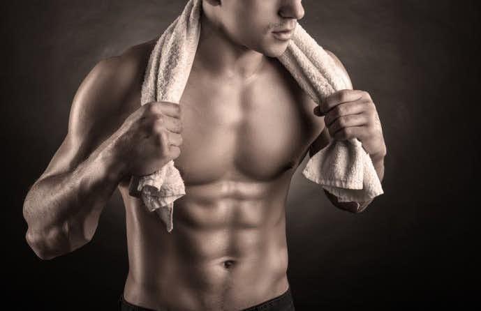 効果的な腹筋トレーニングを実現するプッシュアップバーの使い方