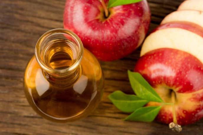 りんご酢の美味しい飲み方&飲むタイミング