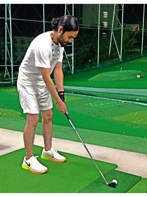 30代のゴルフコーデ