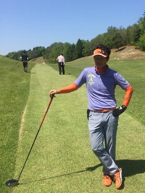 30代のゴルフファッション